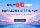 Swim Across America Announces the Crazy Big Swim