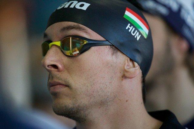 Hungarian Swimmer, courtesy of Rafael Domeyko, Domeyko Photography