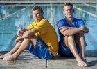 Twins Matt and Chris Hales, 16, of Laguna Hills,  have distributed over 10.000 swim suits, caps and goggles to needly children.  The pair started a nonprofit in 2011 after experiencing the needs of young swimmers in Mexico.
