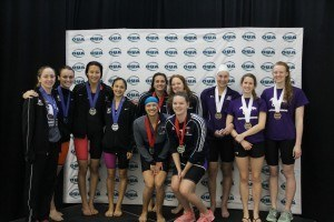 Kylie Masse Re-takes The 50m Backstroke Canadian Record