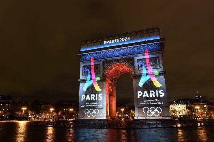 Designentwürfe für das Aquatic Center 2024 in Paris veröffentlicht
