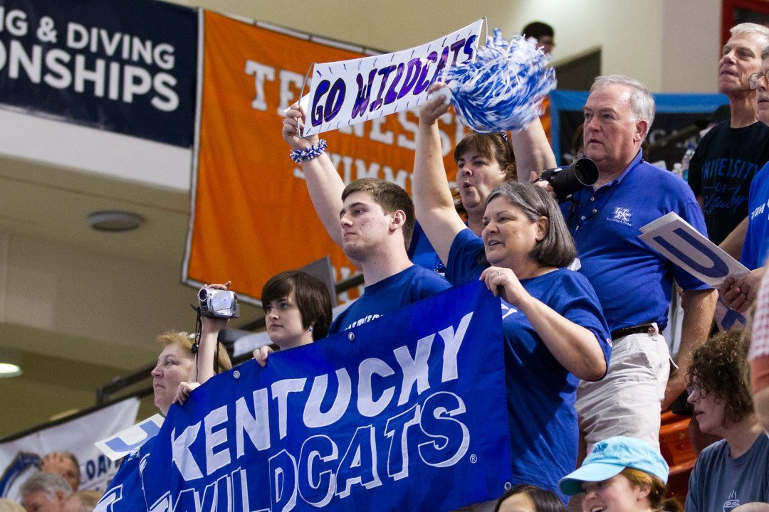 No Top 12 Scratches for Women's SEC Champs Day 2 Prelims