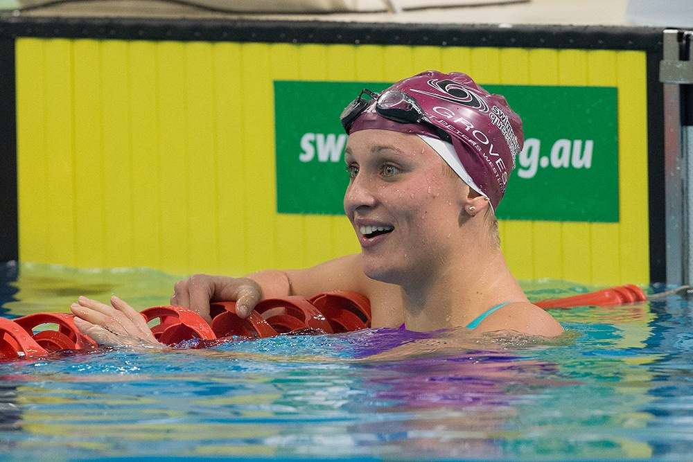 Olympian Maddie Groves Makes Racing Return At Vic Open This Weekend