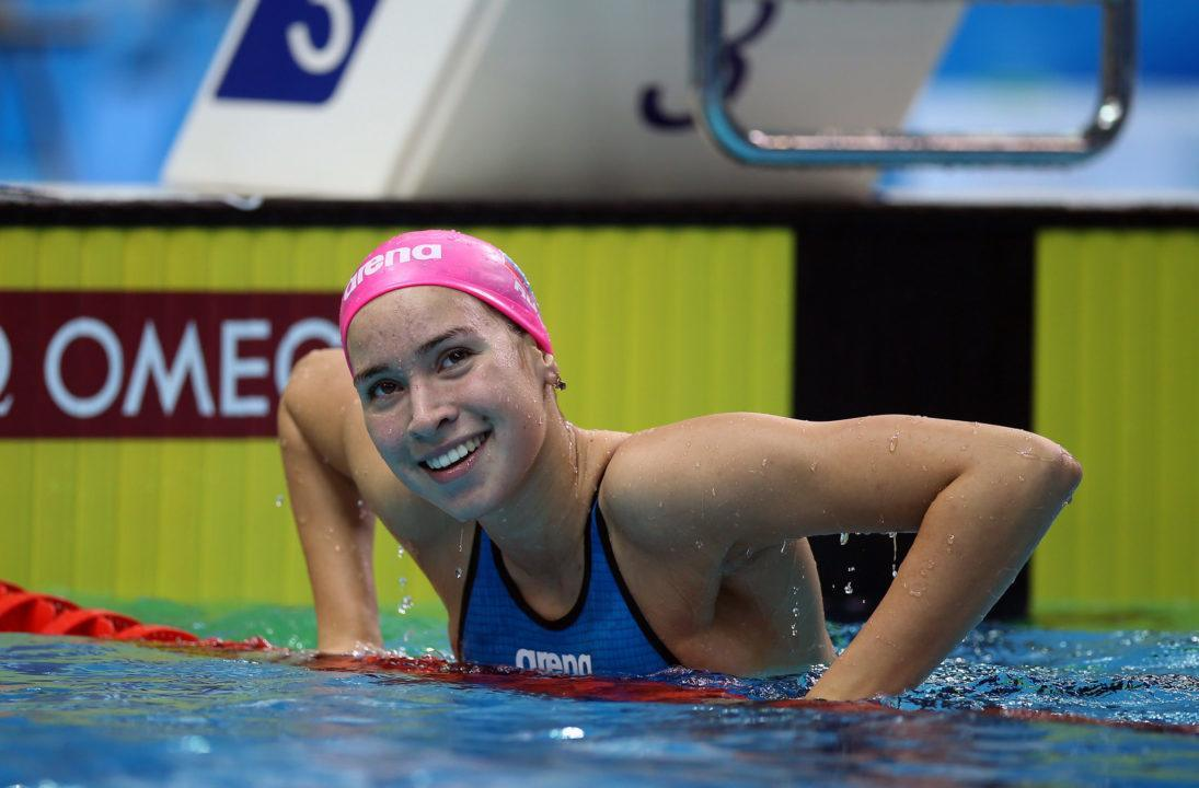 Three Russian Records Fall At Short Course Russian Champs