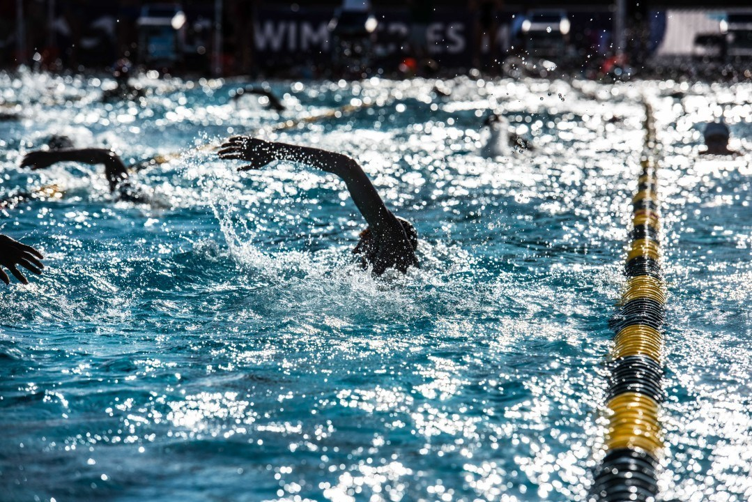 SwimSwam Photographer Mike Lewis Wins 1500 Free At USMS Nationals