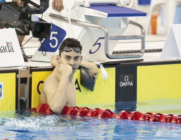 Javier Acevedo 2016 CAnadian Olympic Trials