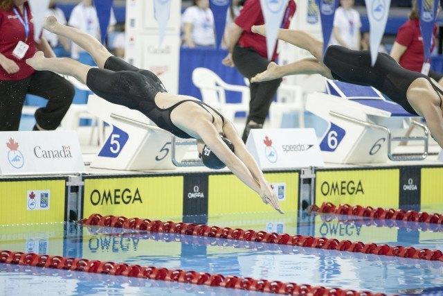 Sydney Pickrem 2016 Canadian Olympic Trials