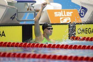 ENDLICH: Erste Medaille seit 2008 Sarah Köhler gewinnt Bronze, 1500 Freistil