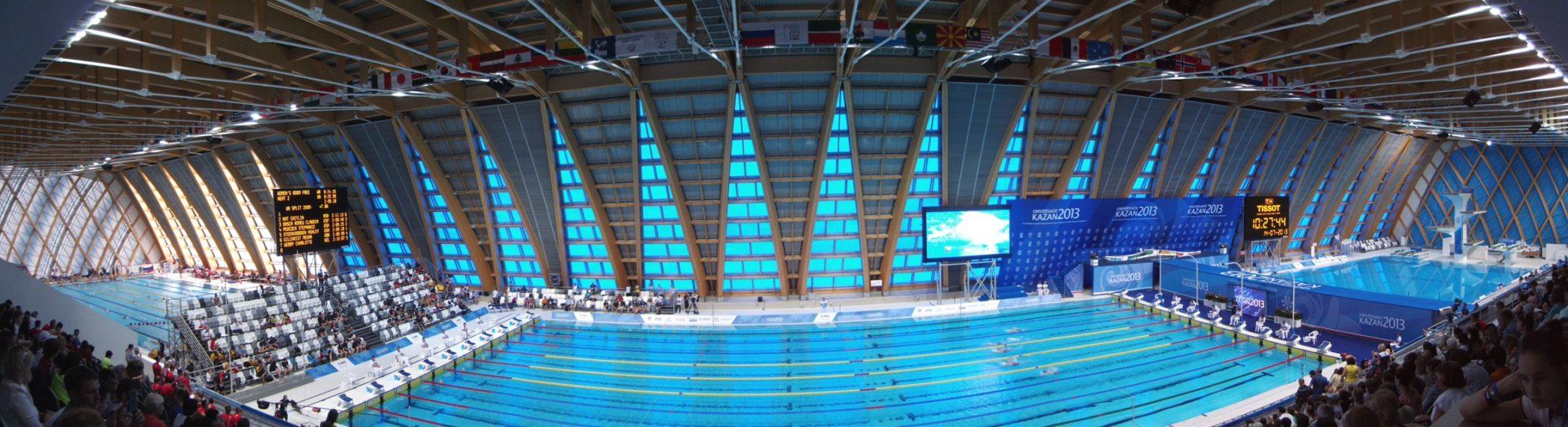 FINA Postpones World Junior Swimming Championships Until 2022 Amid Pandemic