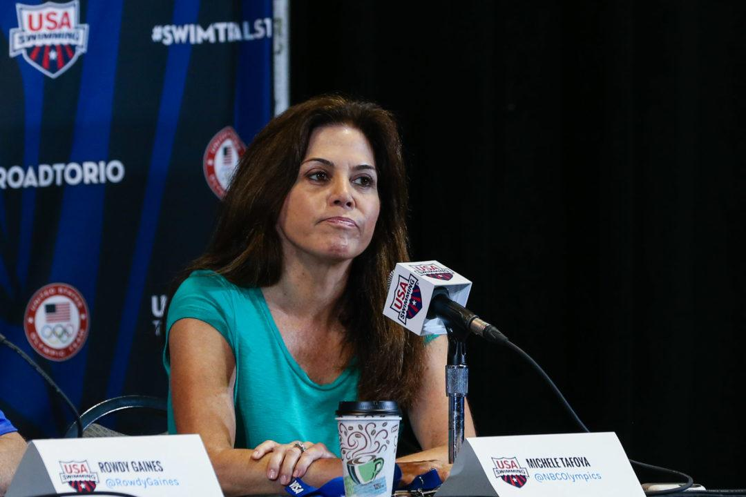 NBC Poolside Reporter Michele Tafoya Shuts Down Twitter Account