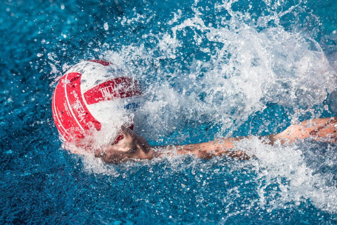 USA Women's Water Polo Defeats Netherlands 12-7