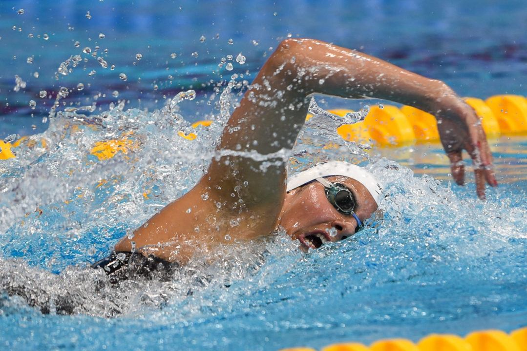 Willmott Takes 400m IM Control, But Backstrokers Fall Short In England