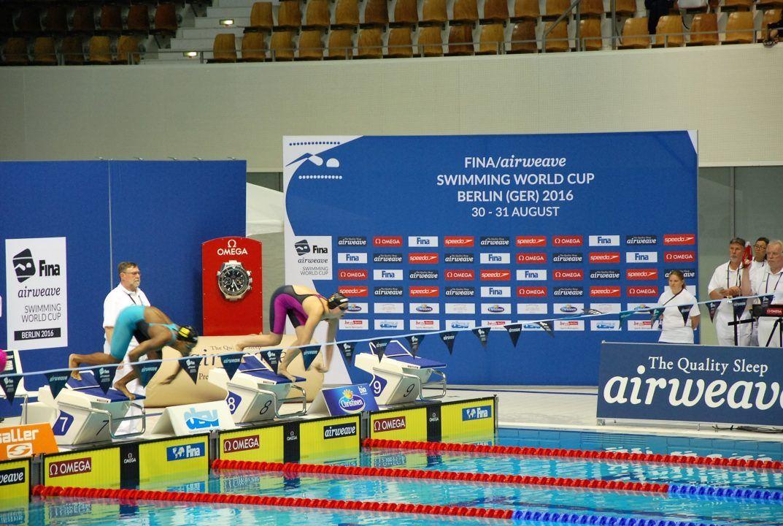 World Cup Berlin: 15jährige Yara Sophie Hierath in 2 Finals am Start