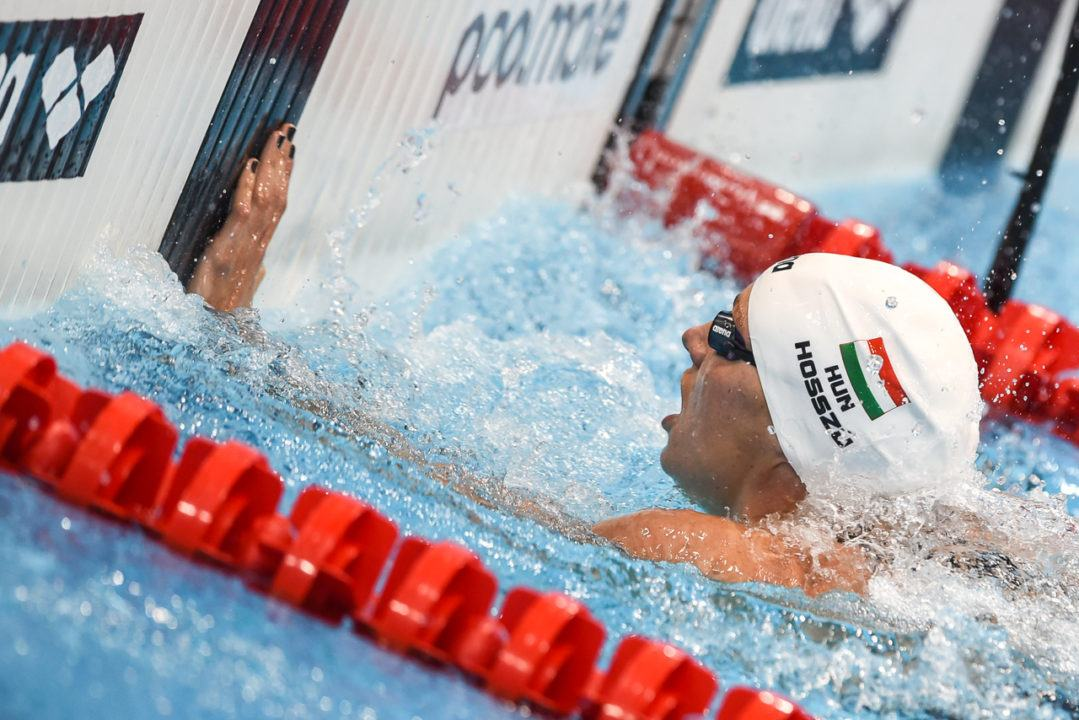 Hosszu Enters All 17 Events for  Moscow World Cup, Atkinson Absent