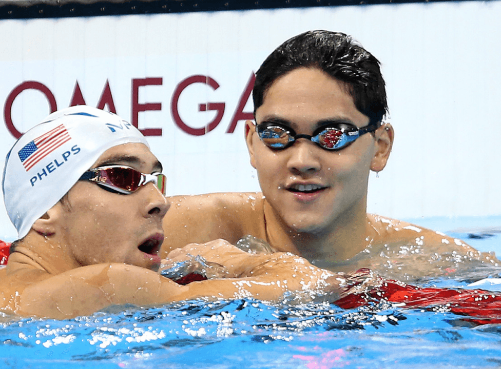 Joseph Schooling Stuns The World; Defeats Phelps To Win 100 Fly Gold