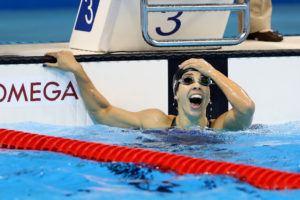 Rio Reflections with Olympic swimmer Maya DiRado