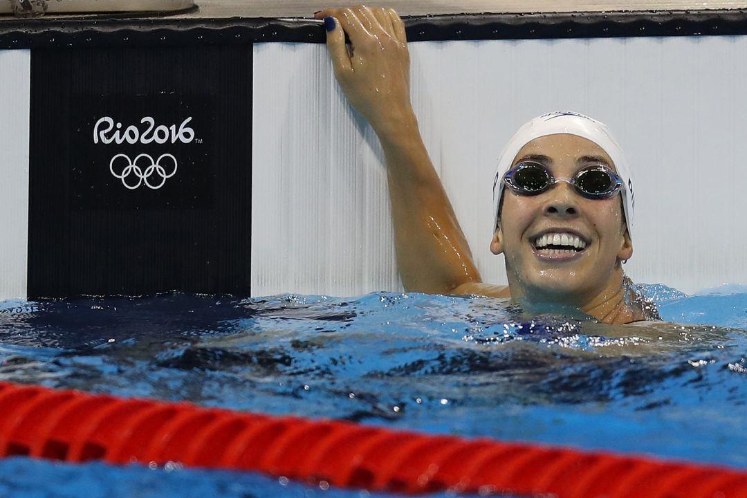 Swimming's TopTenTweets: Cinco de Maya DiRado