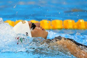 Hosszu Earns Her 200th World Cup Medal in Signature Event