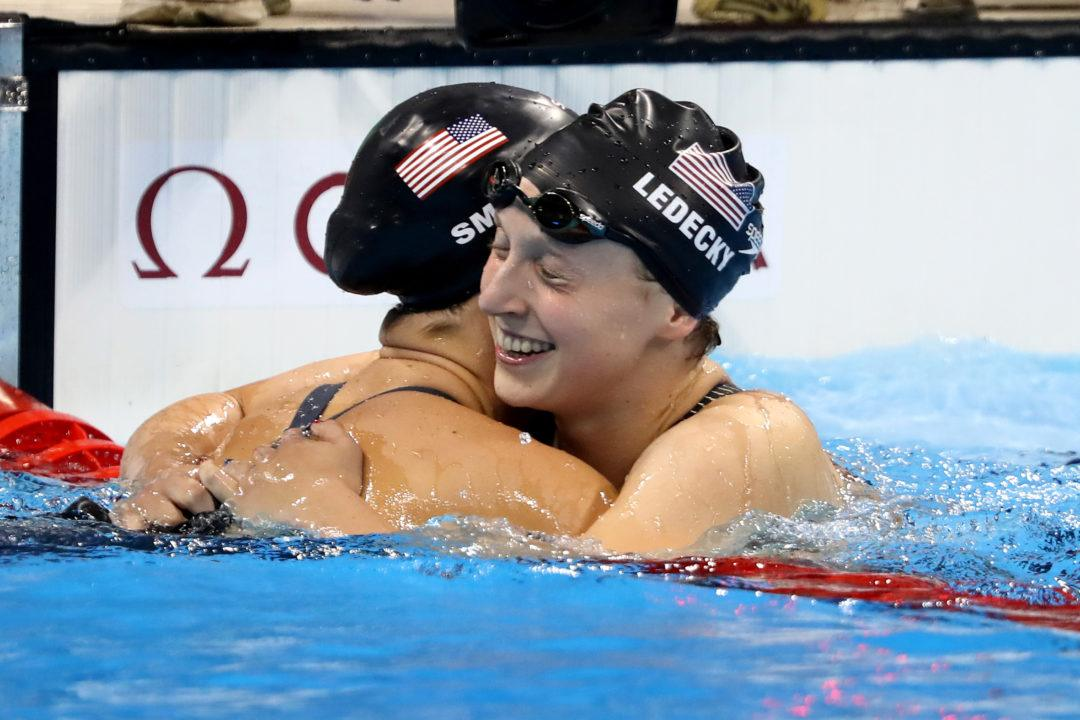 USA Swimming Announces 2017-2018 National Team