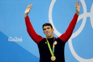 20 Anni Fa Il Nuoto Cambiò Per Sempre-La Prima Gara Olimpica Di Michael Phelps