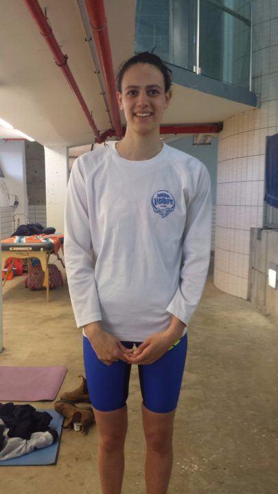 Israeli Olympian Zohar Shikler De-Commits from Florida, Chooses 'Zona