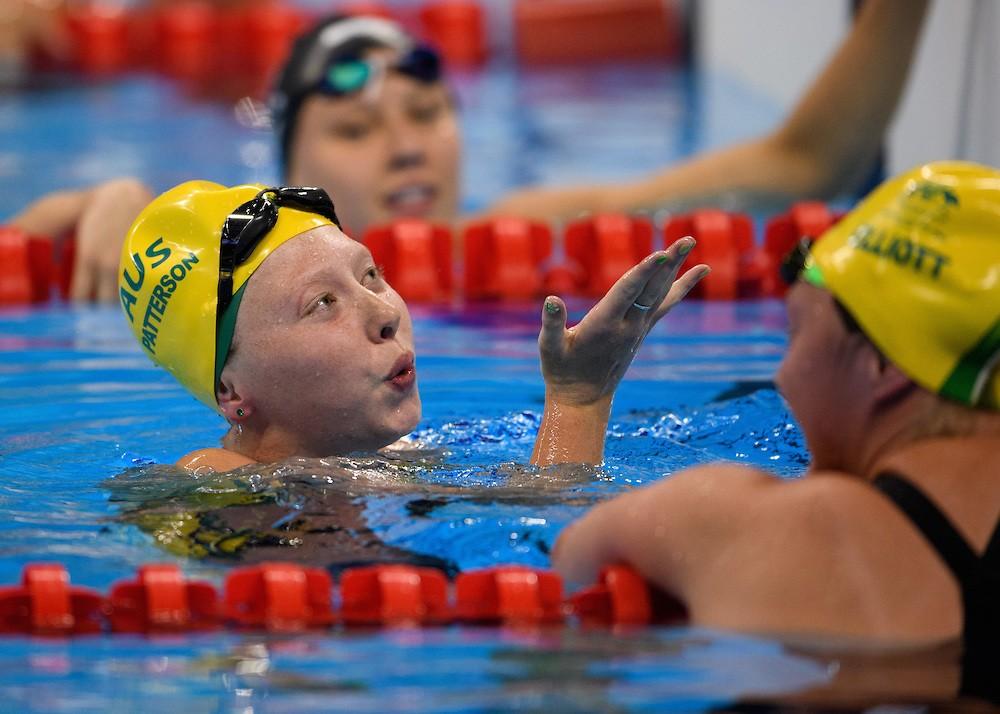 Australian IPC Champs Team Includes 7 Rio Gold Medalists