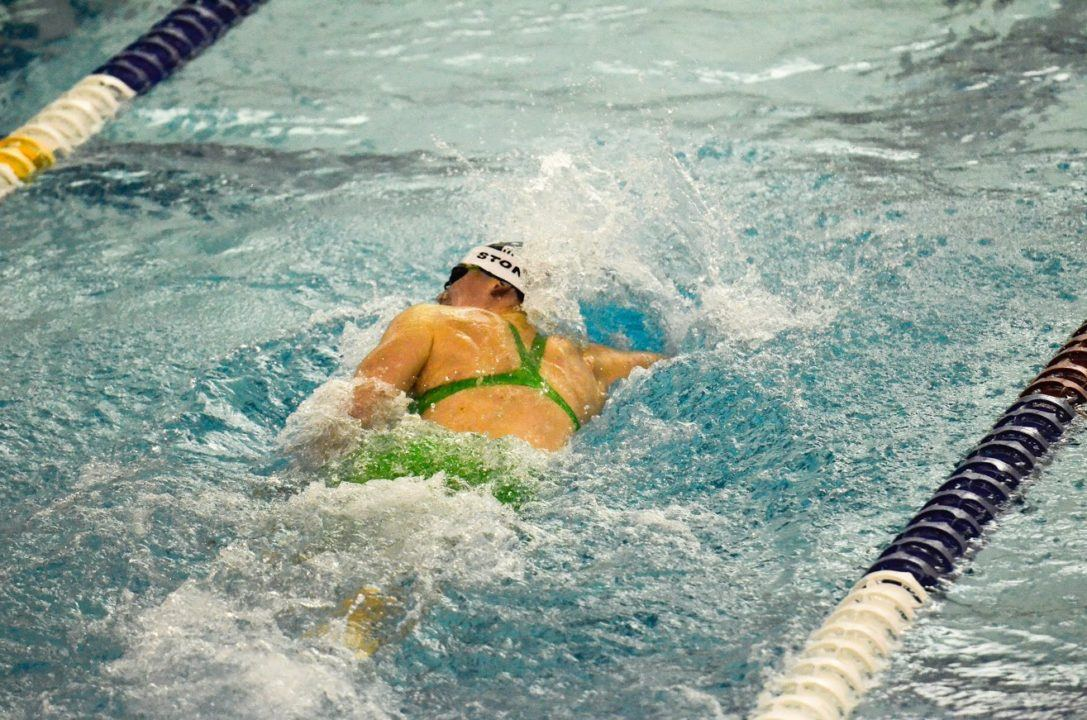 Lindsay Stone Breaks Controversial NY Record at Section 5 Championship