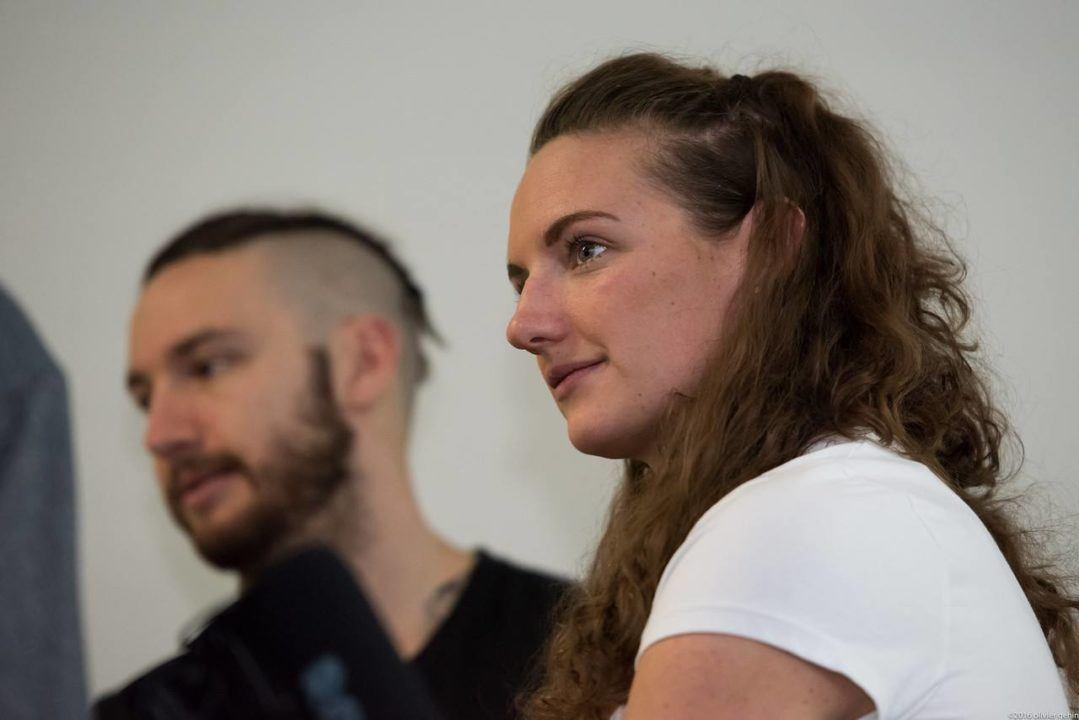 Hosszu/Tusup Relationship Hits 'Difficult Time', Hosszu In Miami