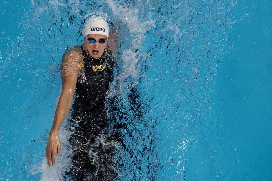 Hosszu & Le Clos Earn FINA Swimmer of the Meet Honors