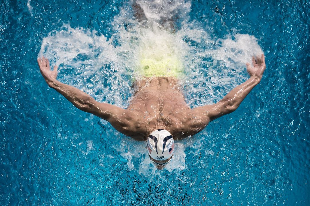 """Michael Phelps: """"I Would Have Straight Punted"""" Had The 2012 OLY Been Postponed"""