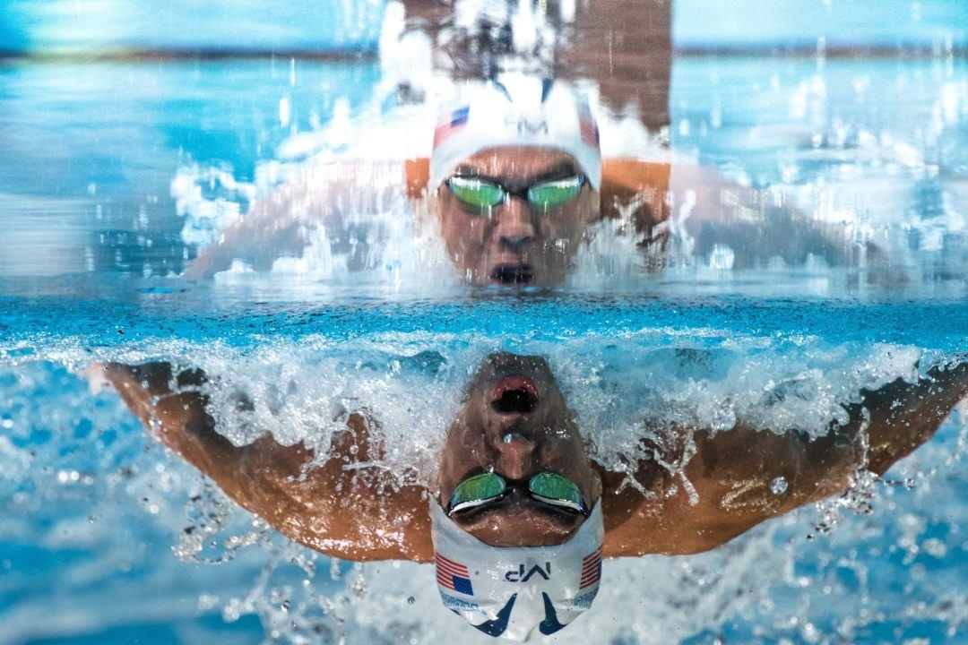 MP Schwimmtipps von Bob Bowman: Trainingsablauf