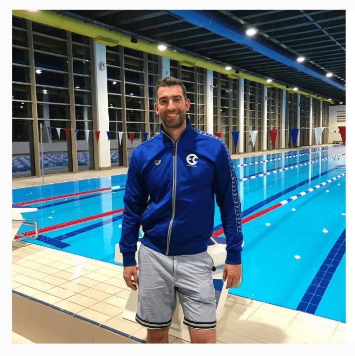 James Gibson To Head Up Energy Standard International Swim Club
