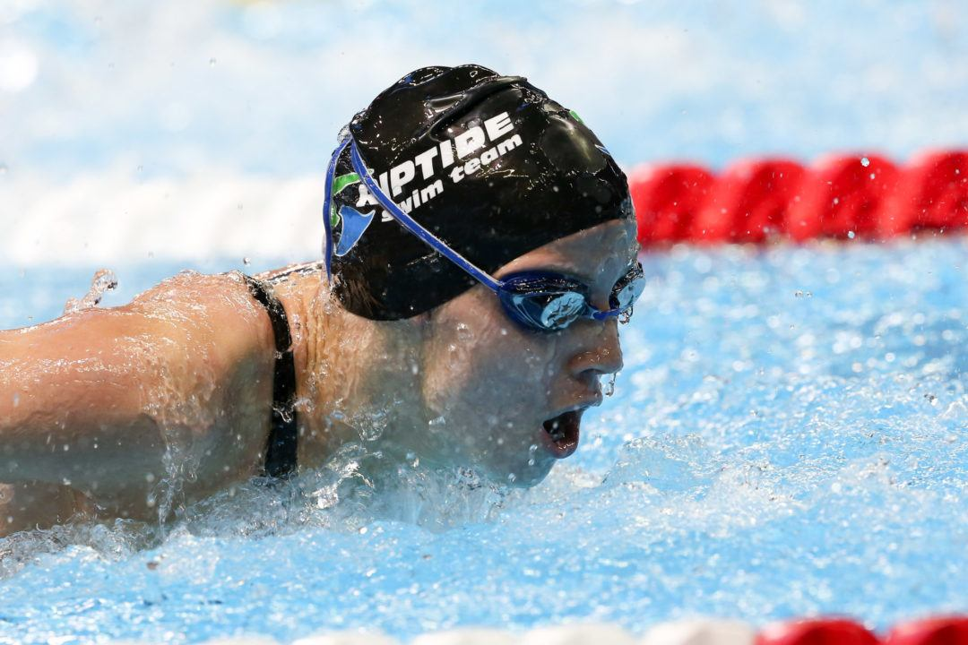 2016 Swammy Awards: Age Group Swimmer of the Year – 13-14