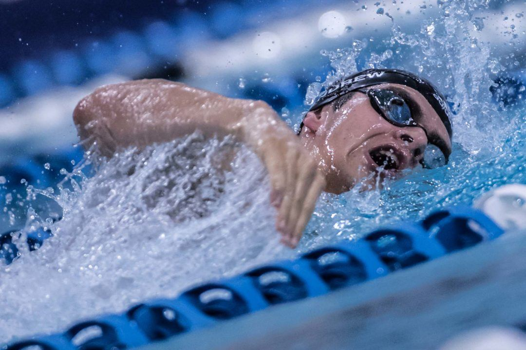 Michael Andrew Sets New 200 IM World Junior Record with a 1:59.12