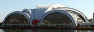 Tatsumi International Swimming Center Set To Become Ice Rink