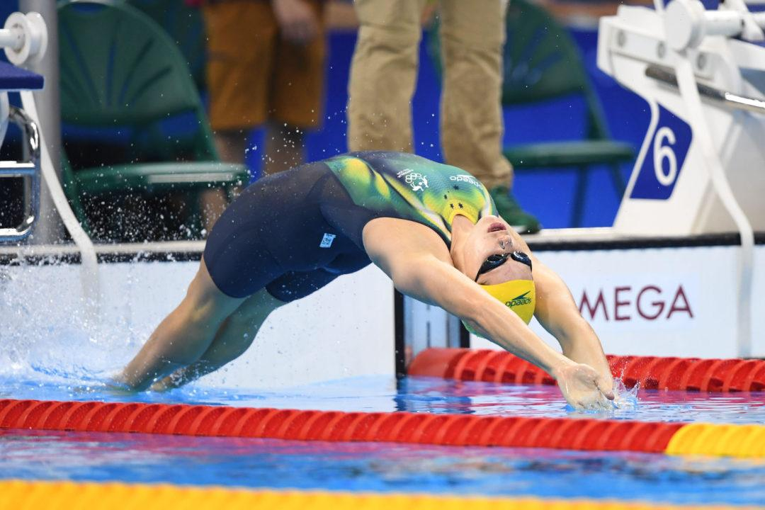 Swimming Australia Clarifies Changes Due To New Tokyo Events