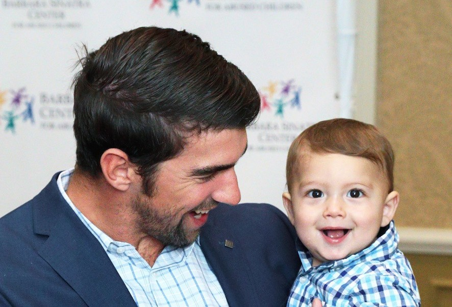 5 Amazing Things Michael Phelps Said About His Mom