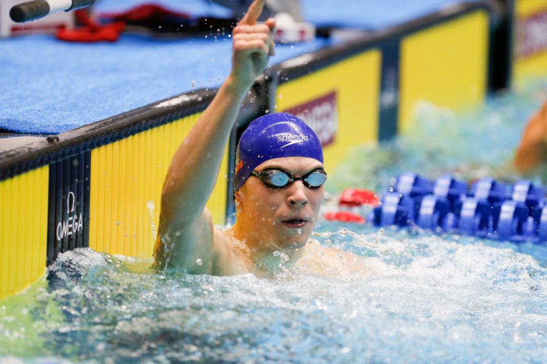 2018 M. NCAA Previews: Gators a Major Title Threat in 800 Free Relay