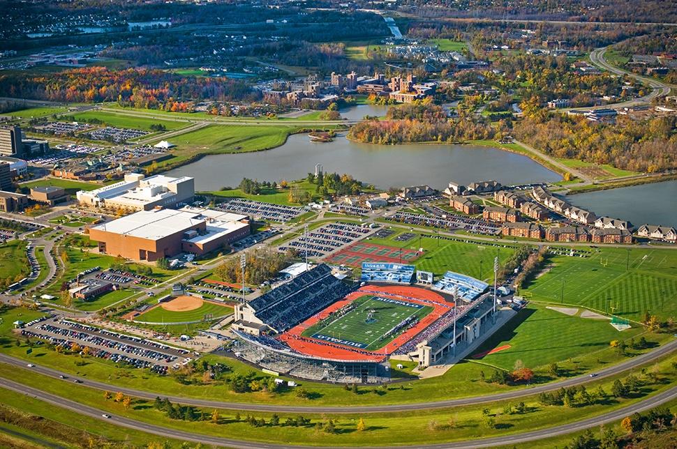 University at Buffalo Cuts Men's Swimming