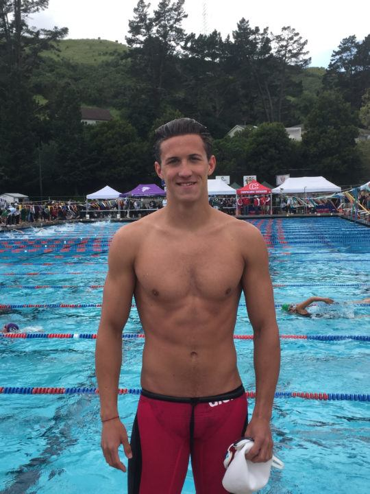 Sancov Scares Rooney Record with 43.4 100 Free in CIF State Finals