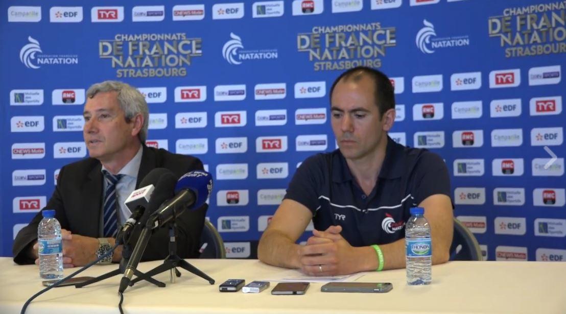 """Gilles Sezionale et Laurent Guivarc'h : """"satisfaits"""" de cette semaine"""