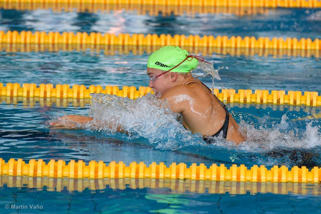 44th Glenmark Junior National Aquatic Championships 2017 Day 4 Results