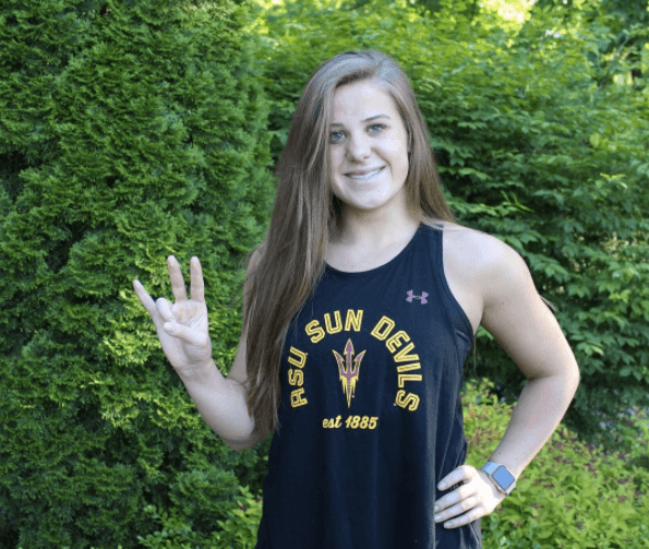 ASU Adds Another to Class of '22 with Club Wolverine's Lizzy Spears