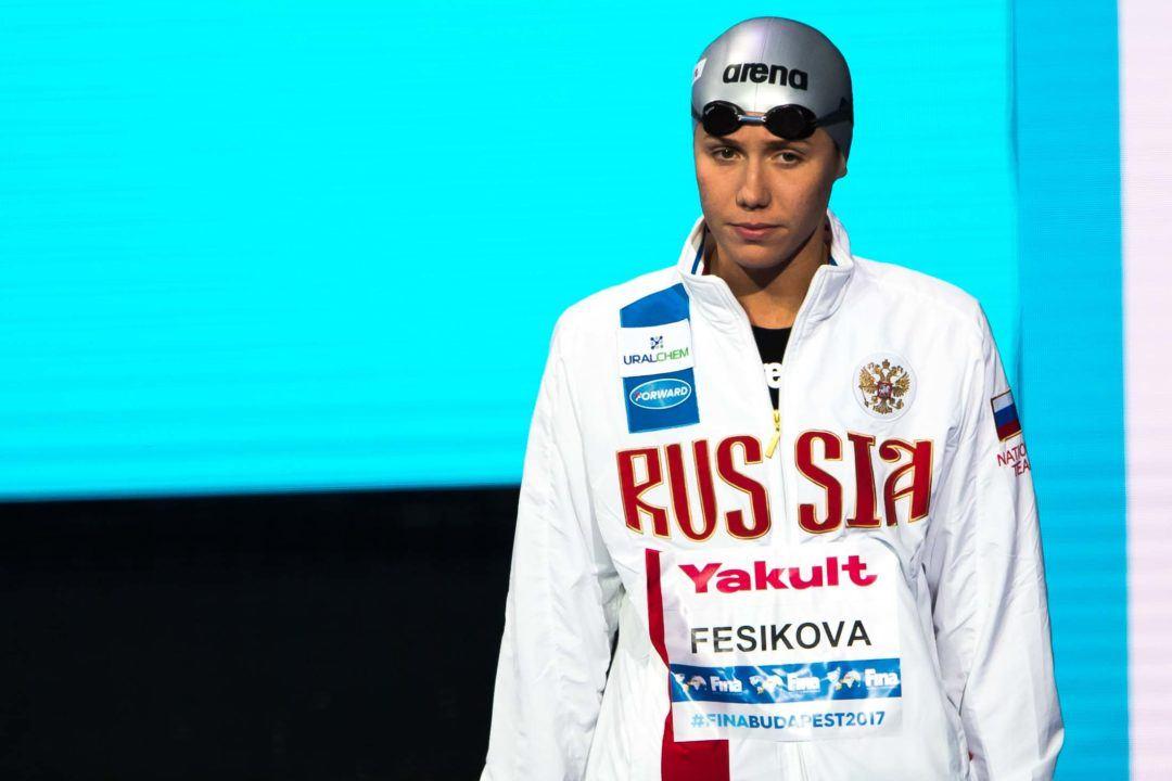 Relay Lineups: Russian, Italian Women Sub-In 3 New Members On Medley
