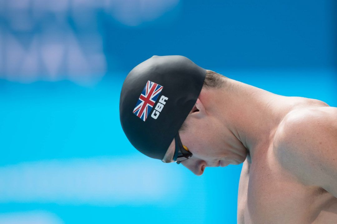 Britain's Qualification Times For 2018 European C'ships Published