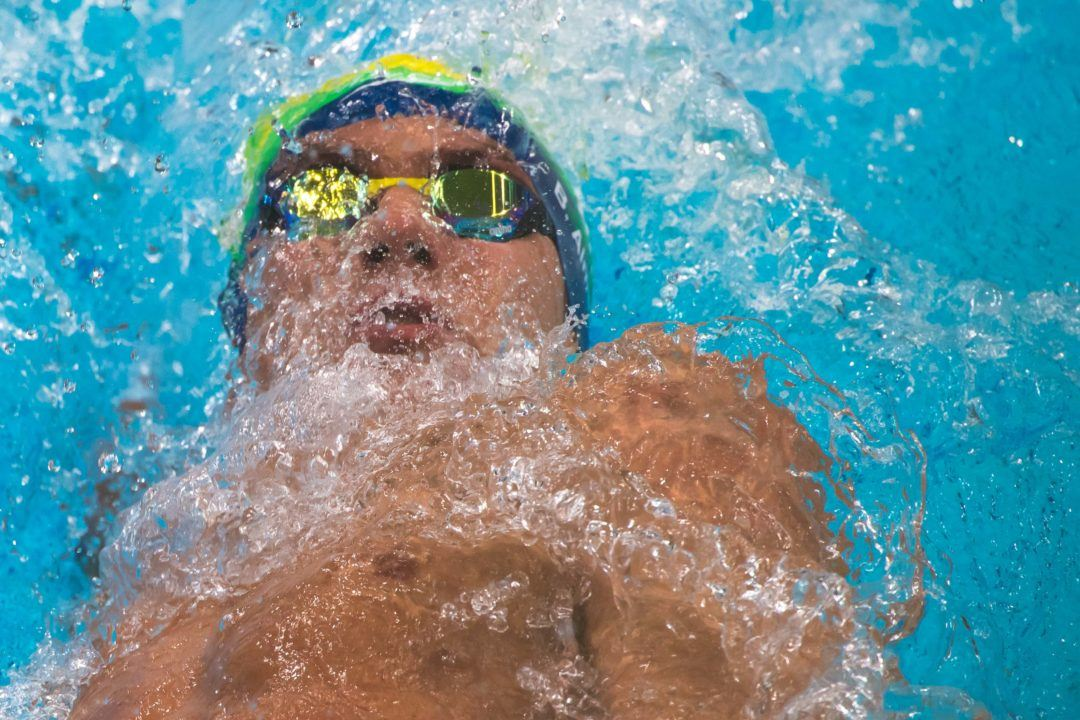 Brandonn Almeida on the Importance of Finding Happiness in Your Swimming