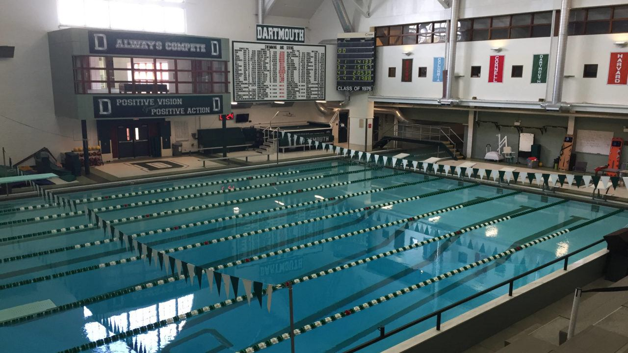 Dartmouth Women's Team Put on Probation, 3 Meets Cancelled