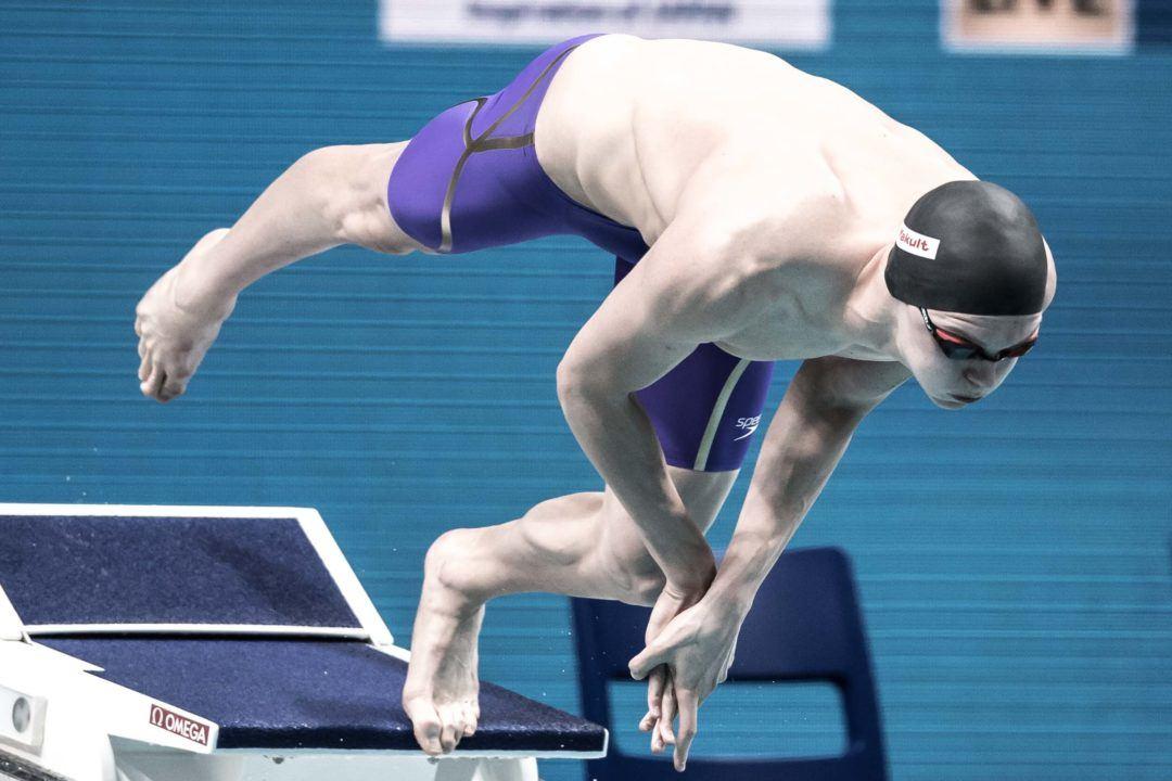 Duncan Scott Outduels Dan Wallace In 200m IM In Edinburgh