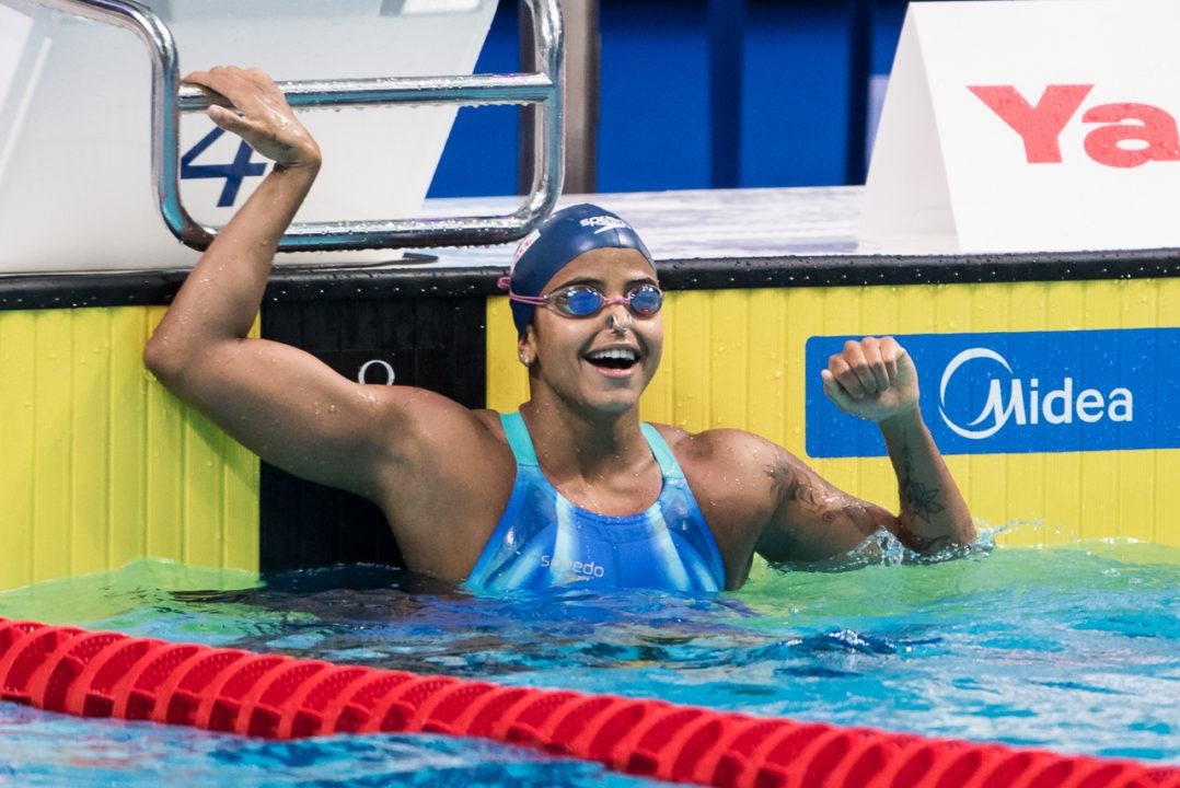 A Cultural Victory for Brazil's 1st-Ever Women's LC Worlds Pool Title
