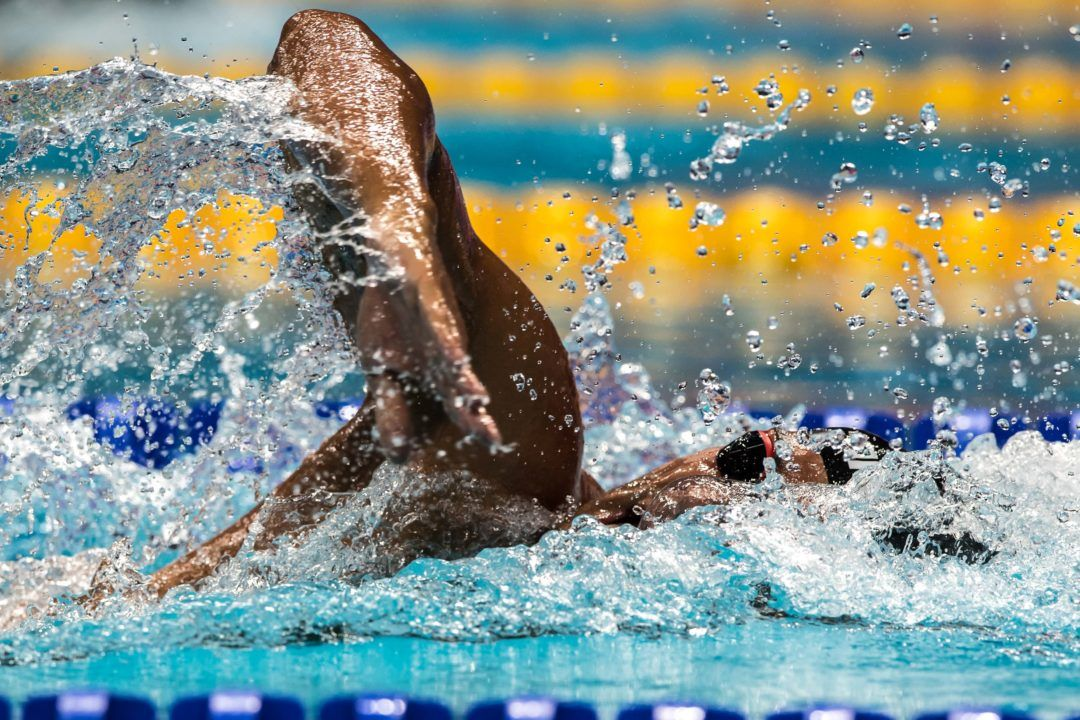 Gabriele Detti Bows Out of 400 Free Final at Italian Nationals